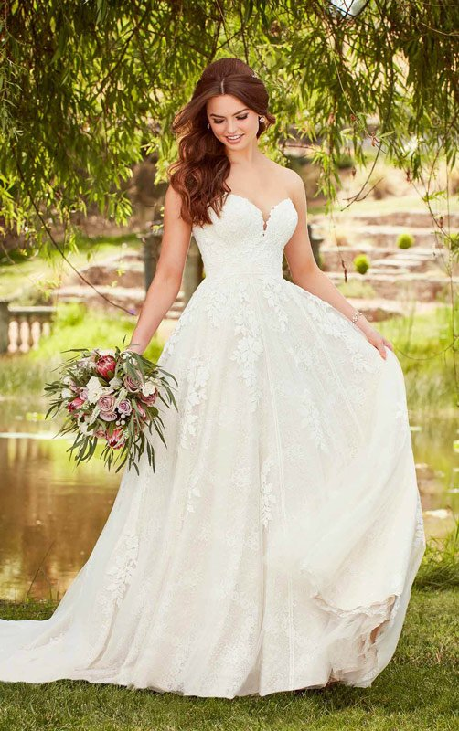 c4a5759ec941 Calla Blanche Spring 2019 Wedding Dresses F Gowns Wedding